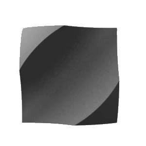 WAVE GRAPHITE MATT 12.5 X 12.5
